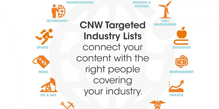 Reach the Right Audience with CNW's Newest Targeted Lists