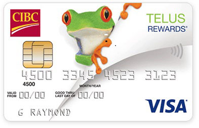 CIBC - TELUS and CIBC team up to add value to everyday purchases