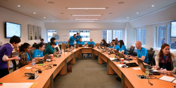 AIMIA 2015 Data Philanthropy Event