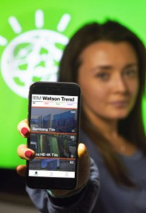 IBM Watson Retail App  (John Mottern/Feature Photo Service for IBM)