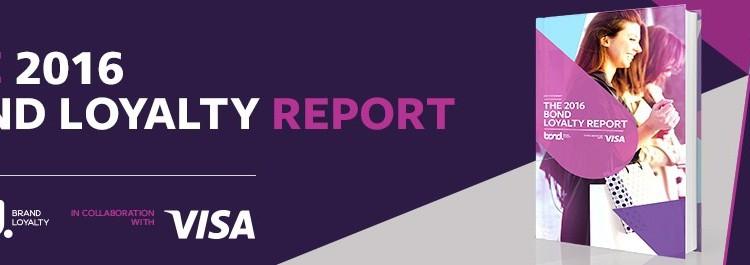 The 2016 Bond Loyalty Report (CNW Group/Bond Brand Loyalty)