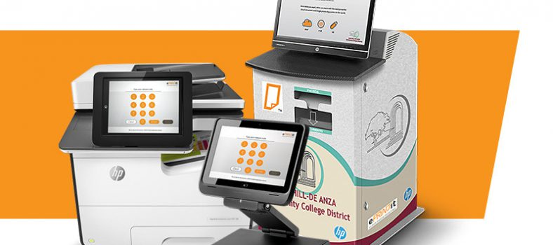 The ePRINTit™ Public Printing Service installed on the HP OXP Printer Release Station, the HP Desktop/Tablet Release Station and the ePRINTit Kiosk Station. (CNW Group/ePRINTit)